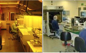 UK Space Facilities Honeywell (formerly COM DEV) - Aylesbury